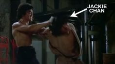 Jackie Chan Remembers Getting Beat By Bruce Lee | Pinned by http://www.thismademelaugh.com