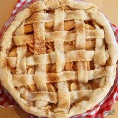 Plăcintă americană cu mere
