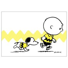 Charlie Brown And Snoopy - Classic Wall Art by SnoopyStore - CafePress Peanuts Cartoon, Peanuts Snoopy, Snoopy Love, Snoopy And Woodstock, Snoopy Gifts, Peanuts Characters, Cartoon Characters, Flowery Wallpaper, Snoopy Quotes