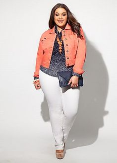 coral and navy .....love the color combo.!!!!