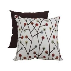 Avington Toss Pillow - Whimsical (Large)