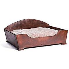 Keet Woodcourt Dog Sofa Bed , Khaki, Medium