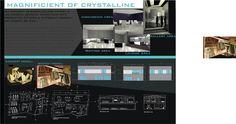 JoC's Design Portfolio: Office design 1