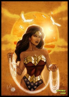 Dc Comics-Wonder Woman