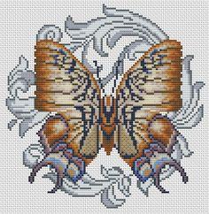 Gallery.ru / Махаон2 - Бабочки - Norsvet