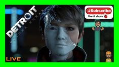 LIVE |🔴| #3 JUCAM PE CATERINCA DETROIT: BECOME HUMAN. Detroit, Channel, Games, Live, Youtube, Game, Youtubers, Playing Games, Gaming