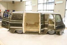 babe girl Fiat 500 Design Collection fiat topolino 1952 Ferrari Enzo Novitec - Carros ferrari enzo london love to own a . Vanz, Old Pickup, Antique Trucks, Cool Vans, Old School Cars, Vans Style, Fancy Cars, Vintage Vans, Sweet Cars
