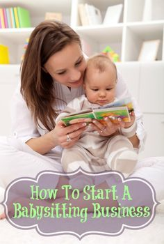 how to start a babysitting service at 13