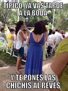 Boda  #toquedehumor #comico