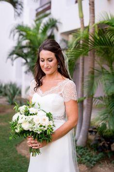 Bridal Hair Salon & Make Up For Weddings - Cabo San Lucas Beach Wedding Hair, Wedding Hair And Makeup, Farm Wedding, Hair Makeup, Wedding Crowns, Bridal Hairstyle, Wedding Hairstyles, Flora Farms, Wedding Mexico