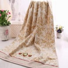 [ 20% OFF ] Decorative Luxury Cotton Towels Sets Christmas Tree Embroidery Face Cloth+Bath Towels Wholesale Terry Christmas Towel Gift