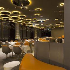 """Noé Duchaufour-Lawrance : """"Ciel De Paris"""", le nouveau restaurant de la Tour Montparnasse."""