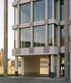 Maerkli Architekt /Medical Company Headquarters In Switzerland