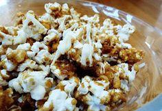Christine's Kitchen Chronicles: SRC: Cinnabon Caramel Corn