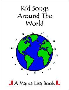 Kid Songs Around The World Ebook
