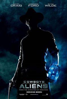 Cowboys & Aliens Movie | Smartologie: Movies 2011: Cowboys & Aliens - Full Trailer