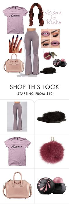 """""""new hair color, what's good ?"""" by visionzbyriah ❤ liked on Polyvore featuring Harrods, Avon and Givenchy"""