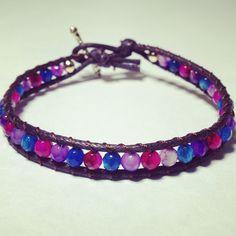 Chan Luu #diy #bracelets #accessories #style
