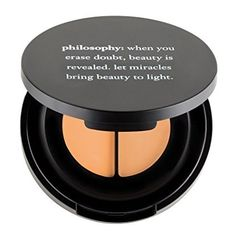 Philosophy Miracle Worker Miraculous Antiaging Color Corrector and Concealer Duo Deep >>> See this great image  : Best Concealer