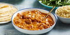 Warm Up with my Butter Chicken! Sam Wood powered by IQS