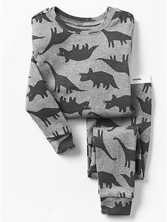 dinosaur print pajamas - for our little dino lover