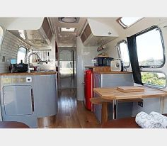 Finley Airstream, Luxury Glamping near St Agnes on the North Cornish Coast