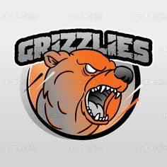 High+Country+Grizzlies+Logo+by+Insanemoe+on+CreativeAllies.com