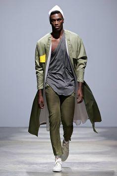 Neo Serati Fall/Winter 2016 - South Africa Menswear Week