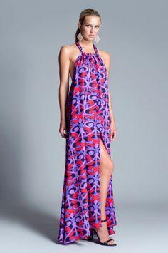 Violet Dress from Julian Chang