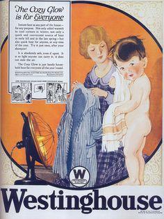 Westinghouse 1922 by Gatochy, via Flickr