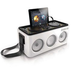 [.Frio] Docking Station Philips M1X-DJ Bluetooth Armin van Buuren - R$ 967