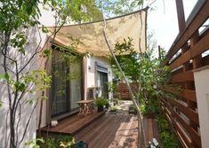 Dream Garden, Home And Garden, Outdoor Spaces, Outdoor Decor, Balcony Design, Cozy Place, Porch Swing, Backyard Patio, Decoration