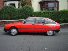 1983 Citroen GSA Pallas
