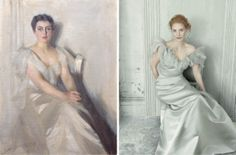 Acclaimed for his ability to reveal the true character of his subjects, Swedish artist Anders Zorn was asked to paint three American presidents, including William H. Taft, Theodore Roosevelt, and Grover Cleveland. The latter's wife, Frances Folsom Cleveland, was also commissioned in 1899. Her portrait now resides at the National Portrait Gallery in Washington, D.C.