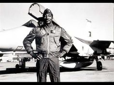 Jesse Leroy Brown: First African American Navy Fighter Pilot - YouTube