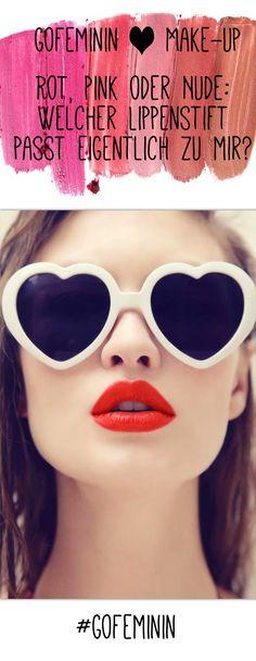 Der richtige Lippenstift und keiner guckt mehr auf die Augenringe
