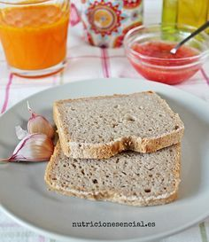 At least so far, this is the best bread without glu - Pan sin Gluten Recetas Whole 30 Dessert, Gluten Free Recipes, Healthy Recipes, Sem Lactose, Pan Bread, Pain, Tapas, Banana Bread, Brunch