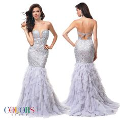 Make an Entrance! COLORS DRESS 1147. #gown #prom #fashion #redcarpet #oscars