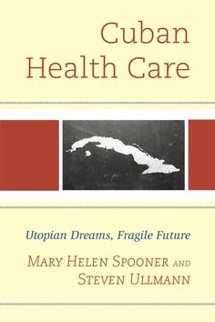 Cuban health care: utopian dreams, fragile future (EBOOK) http://search.ebscohost.com/login.aspx?direct=true&scope=site&db=nlebk&db=nlabk&AN=838915 Cuba's health care system has been the subject of much attention and debate while revealing jarring contrasts: hospitals lack supplies while Cuba's overseas medical missions generate good will towards the Castro government. As officials make cutbacks amid reported outbreaks of infectious diseases, what does the future hold for Cuban health care?