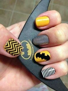 Batman nails for the up coming calgary expo??