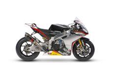 "Photos: Aprilia's World Superbike ""Silver Fireball"" Livery"