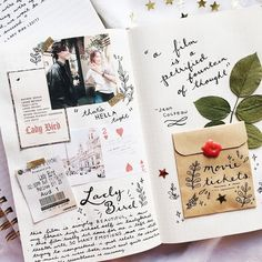 Pretty Bullet Journal Layouts You Need To See | Starry Ari