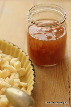 almás pite lekvár - Eszter Befőz