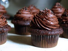 Hungry Hungry Highness: Ultimate Chocolate Cupcakes