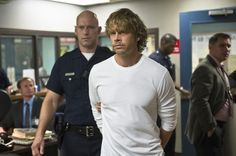 """When Deeks is arrested for the murder of his former partner, the team races to try and prove his innocence on """"Internal Affairs."""" - NCIS : LA"""