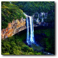 Caracol Falls, rio grande do sul, brazil