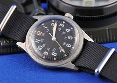 Benrus Military DTU-2A/P watch 1969 (vietnam era)