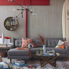 West Elm Crosby Chaise Sectional $2999 AUD : west elm crosby sectional - Sectionals, Sofas & Couches