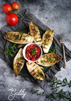 Kulinarne przygody Gatity - przepisy pełne smaku: przepisy Dąbrowska Bruschetta, Salsa, Grilling, Tacos, Ethnic Recipes, Food, Crickets, Essen, Salsa Music