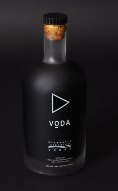 "Voda Vodka. ""Voda"" means ""water"" in Russian, which is like an inside joke, that Russians named ""vodka"" and that it is no coincidence that it sounds like ""voda"" because they drink vodka like water."